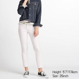 Uniqlo | High Rise Skinny Ankle Jeans